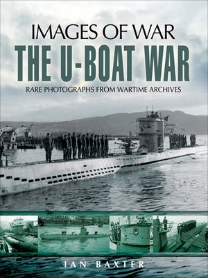 cover image of The U-Boat War
