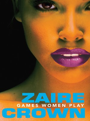 cover image of Games Women Play