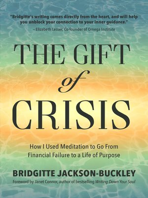 cover image of The Gift of Crisis