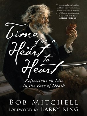 cover image of Time for a Heart to Heart