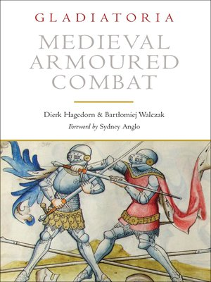 cover image of Medieval Armoured Combat