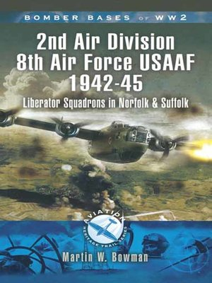 cover image of 2nd Air Division Air Force USAAF 1942-45