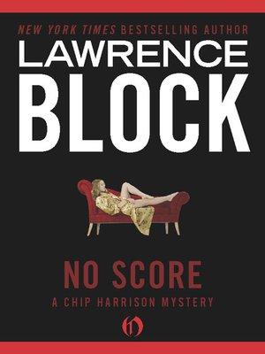 cover image of No Score