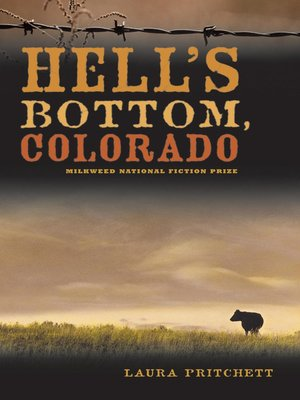 cover image of Hell's Bottom, Colorado