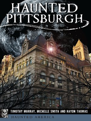 cover image of Haunted Pittsburgh