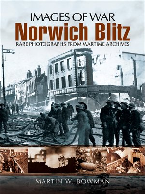 cover image of Norwich Blitz