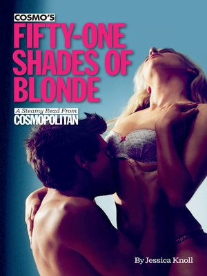 cover image of Cosmo's Fifty-One Shades of Blonde