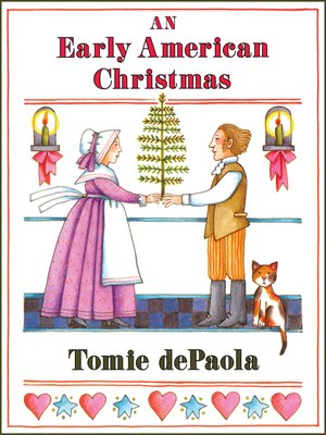 cover image of An Early American Christmas