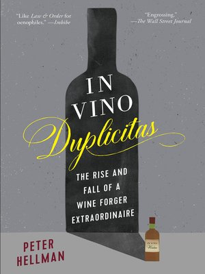 cover image of In Vino Duplicitas