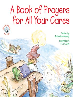 cover image of A Book of Prayers for All Your Cares