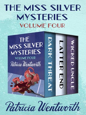 cover image of The Miss Silver Mysteries Volume Four