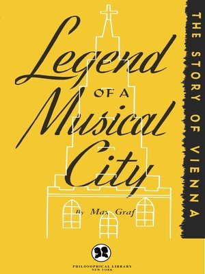 cover image of Legacy of a Musical City