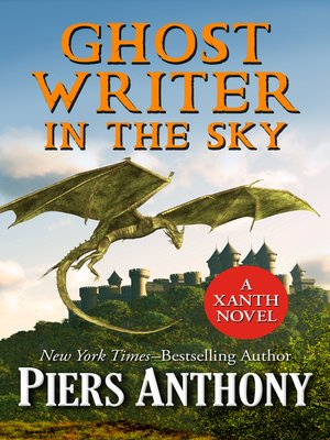 cover image of Ghost Writer in the Sky