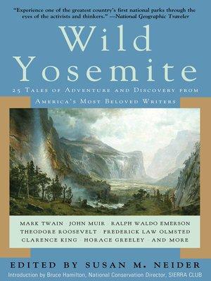 cover image of Wild Yosemite