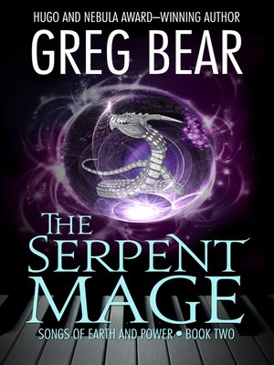cover image of The Serpent Mage