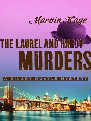 cover image of Laurel and Hardy Murders