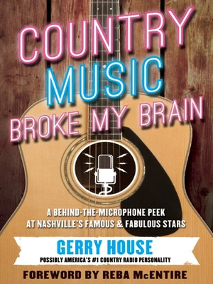 cover image of Country Music Broke My Brain
