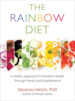 cover image of The Rainbow Diet
