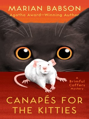 cover image of Canapés for the Kitties