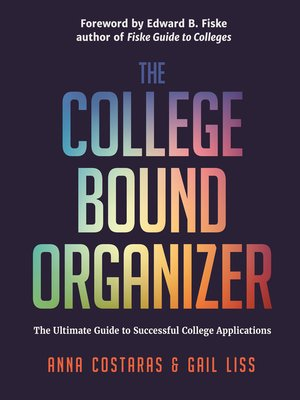cover image of The College Bound Organizer