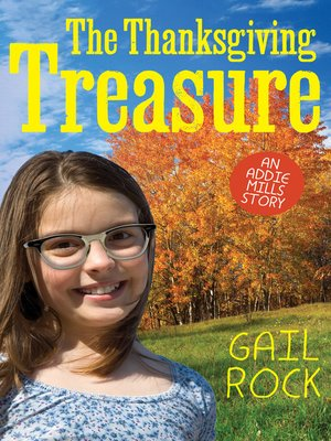 cover image of The Thanksgiving Treasure