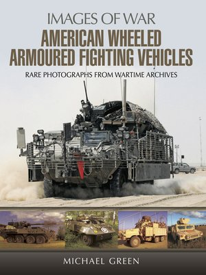 cover image of American Wheeled Armoured Fighting Vehicles