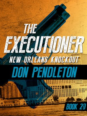 cover image of New Orleans Knockout