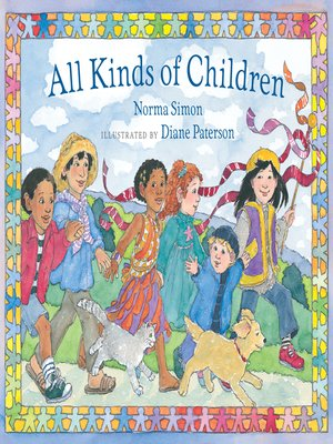 cover image of All Kinds of Children
