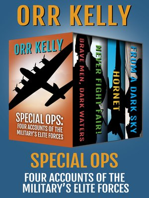 cover image of Special Ops