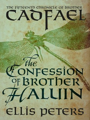 cover image of The Confession of Brother Haluin