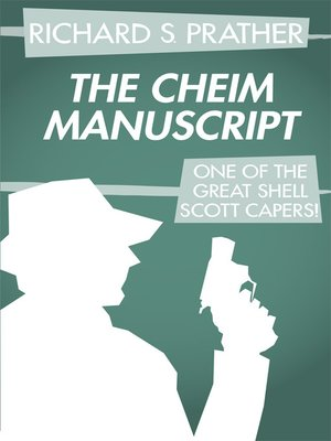 cover image of The Cheim Manuscript