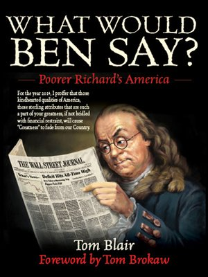 cover image of What Would Ben Say?