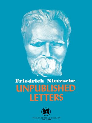 cover image of Unpublished Letters