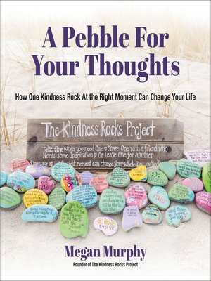 cover image of A Pebble for Your Thoughts