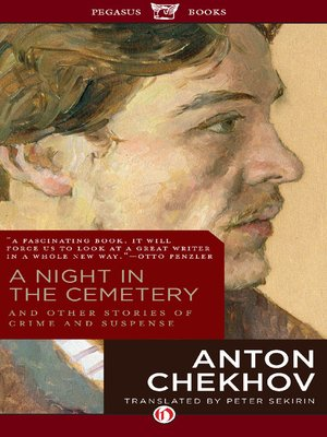 cover image of A Night in the Cemetery