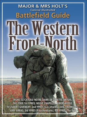 cover image of The Western Front-North