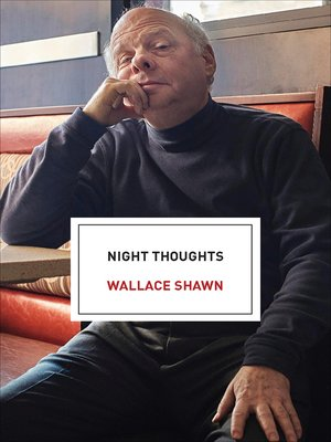 cover image of Night Thoughts