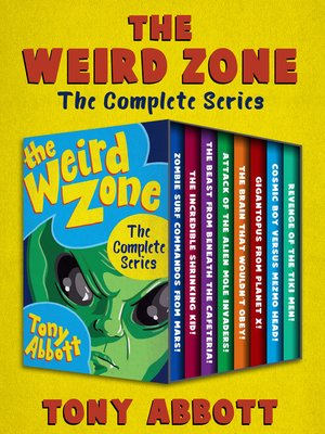 cover image of The Weird Zone