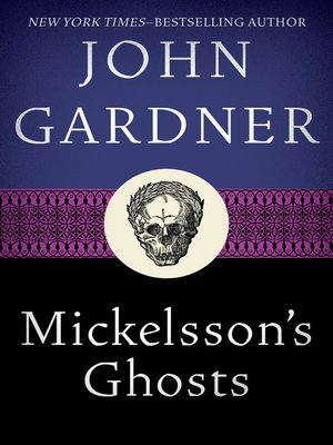 cover image of Mickelsson's Ghosts