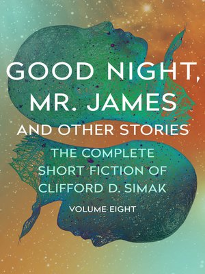 cover image of Good Night, Mr. James and Other Stories