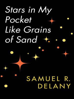 cover image of Stars in My Pocket Like Grains of Sand