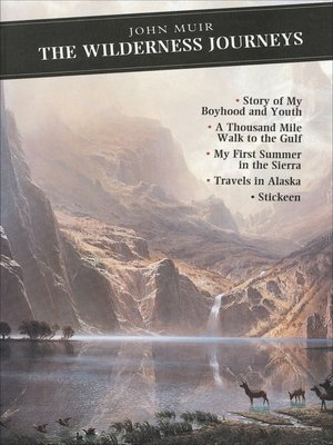 cover image of The Wilderness Journeys