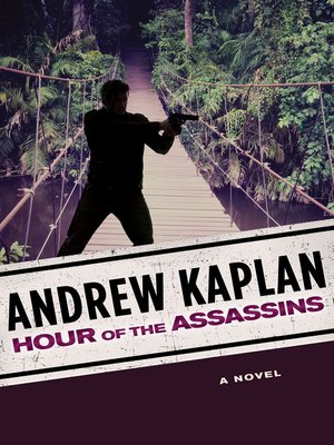 cover image of Hour of the Assassins