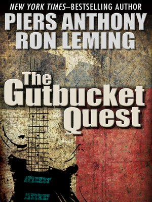 cover image of Gutbucket Quest