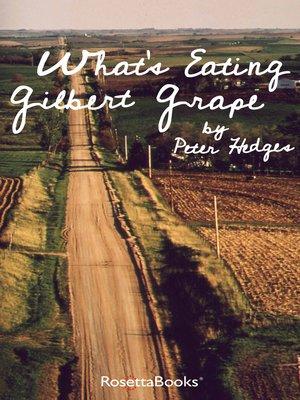 whats eating gilbert grape book online