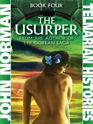 cover image of The Usurper