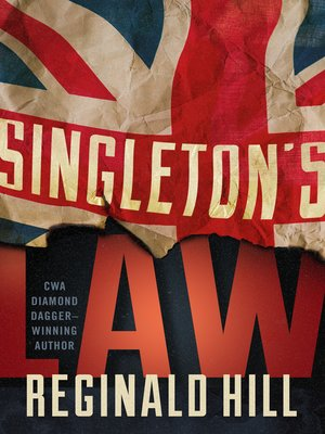 cover image of Singleton's Law
