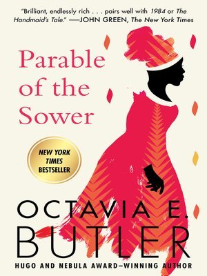 cover image of Parable of the Sower