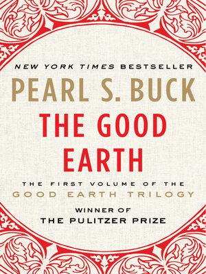 cover image of The Good Earth