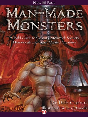 cover image of Man-Made Monsters